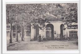 OREZZA-les-EAUX : Souvenir D'orezza-les-eaux, Pavillon Des Eaux Minérales - Tres Bon Etat - Andere Gemeenten