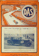 La DEFENSE AUTOMOBILE Et SPORTIVE-STABYL-BOUGIE NERKA-CODE CIRCULATION PARIS-1925/91 - Auto/Moto