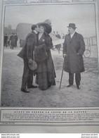 1910 JUVISY à LA FERTÉ SAINT AUBIN - ÉMILE DU BONNET GAGNE LE GRAND PRIX DE LA NATURE - AVIATION - Other