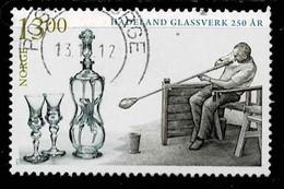 Norwegen 2012,Michel# 1790 O 250th Anniversary Of Hadeland Glassverk - Used Stamps