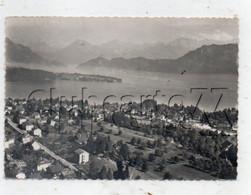 Meggen (Suisse, Lucerne) : Luftaufnahme Zum Hotel Splendid Megge-Luzern  Im 1950 GF. - LU Lucerne