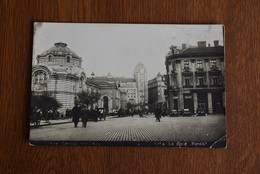 C544 Sofia La Place Banski 1933 - Bulgaria