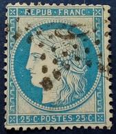 60 - 8 -   Type Ll Des Bureaux De  Paris N° 6 Ou 9 - 1871-1875 Ceres