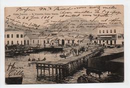 - CPA CABO VERDE (CAP VERT) - Vista Parcial S. Vicente 1906 - - Cap Verde