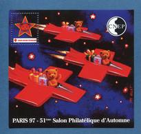 ⭐ France - Bloc Souvenir CNEP - YT N° 25 ** - Neuf Sans Charnière - 1997 ⭐ - CNEP