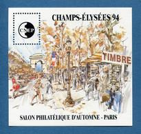 ⭐ France - Bloc Souvenir CNEP - YT N° 19 ** - Neuf Sans Charnière - 1994 ⭐ - CNEP