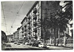 10.361 - GENOVA SESTRI PONENTE VIA MERANO ANIMATISSIMA AUTO CAMION 1966 - Genova