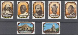 Rwanda Ruanda 1976 OCBn° 730-736 *** MNH Cote 2,75 Euro - 1970-79: Nuevos