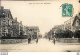 BONDY 93 - RARE édition Rue Mainguy - Bondy
