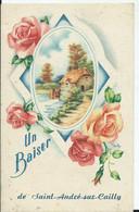 SAINT ANDRE SUR CAILLY - Un Baiser - Andere Gemeenten