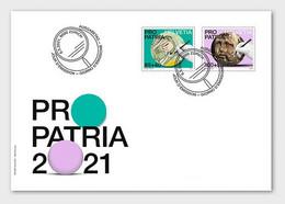 Zwitserland / Suisse - Postfris / MNH - FDC Pro Patria 2021 - Neufs