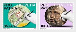 Zwitserland / Suisse - Postfris / MNH - Complete Set Pro Patria 2021 - Neufs