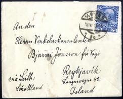 Cover 1898/1911, 6 Briefe (zwei Eingeschrieben) Und Eine Ansichtskarte Meist Mit Frankaturen Der Jubiläumsausgabe Nach J - Sin Clasificación
