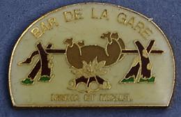 NN..191.....BAR DE LA GARE - Unclassified