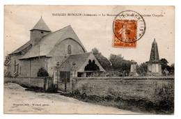 Saulces Monclin - Monument Aux Morts- Ancienne Chapelle- Plis - Other Municipalities