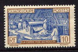 GUADELOUPE - N° 103** - TRAVAIL DE LA CANNE A SUCRE - Nuovi