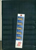 VATICAN ITALIA 98 1 CARNET DE 5 TIMBRES NEUF A PARTIR DE 1 EURO - Cuadernillos / Libretas