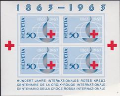 Suisse  .   Y&T  .   Bloc 19   (timbres: **)  .   *  .     Neuf Avec Gomme   .   /  .   Ungebraucht Mit Gummi - Blocks & Sheetlets & Panes