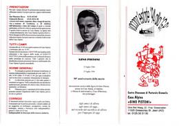 """12422""""VACANZ'ESTATE '94 ALLA G.P.-CENTRO DIOCESANO DI PASTORALE GIOVANILE-CASA ALPINA GINO PISTONI-GRESSONEY S. JEAN-AO"""" - Programas"""