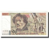 France, 100 Francs, Delacroix, 1978, SPL, Fayette:69.1d), KM:154a - 100 F 1978-1995 ''Delacroix''