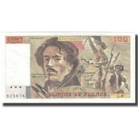 France, 100 Francs, Delacroix, 1978, SPL, Fayette:69.1c, KM:154a - 100 F 1978-1995 ''Delacroix''