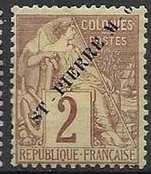 SPM Mh * Nc 20 Euros 1892 - Nuovi