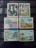 MONACO. 1974. N° 967 à 972  Série Complète. NEUFS .  Côte YT 2015 : 32,00 € - Neufs