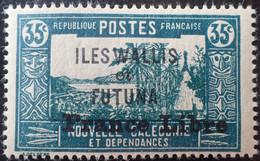 R2452/1657 - 1941 - COLONIES FR. - WALLIS Et FUTUNA - FRANCE LIBRE - N°102 NEUF* - Unused Stamps