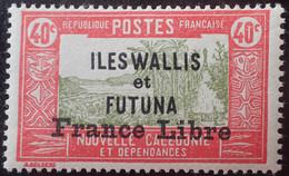 R2452/1658 - 1941 - COLONIES FR. - WALLIS Et FUTUNA - FRANCE LIBRE - N°103 NEUF* - Unused Stamps