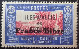 R2452/1660 - 1941 - COLONIES FR. - WALLIS Et FUTUNA - FRANCE LIBRE - N°107 NEUF* - Unused Stamps
