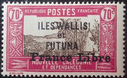 R2452/1661 - 1941 - COLONIES FR. - WALLIS Et FUTUNA - FRANCE LIBRE - N°110 NEUF* - Unused Stamps
