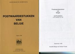 1990 Postwaardestukken Van Belgie PRO-POST + Supplement 1999 - - Matasellos