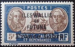 R2452/1671 - 1941 - COLONIES FR. - WALLIS Et FUTUNA - FRANCE LIBRE - N°122 NEUF* - Unused Stamps