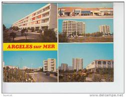 REF22.822  PYRENEES ORIENTALES. ARGELES-SUR-MER.EN 4 VUES. - Argeles Sur Mer
