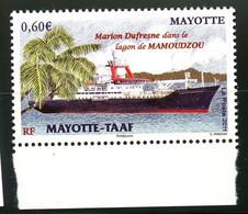 Mayotte - 2011 - Marion Dufresne - NEUF SANS TC - No 265 - Cote 3,00 Euros - Nuevos