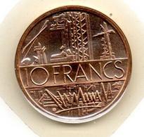 10 Francs 1983 Tr B Scellée FDC - K. 10 Franchi