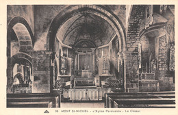 50-LE MONT SAINT MICHEL-N°C-4307-E/0013 - Le Mont Saint Michel