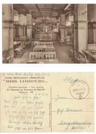 Saint-Trond Sint-Truiden Hotel Restaurant Cosmopolite  Miss Limbourg  MILITAIRE FELDPOST 15 Mei 1940 - Sint-Truiden