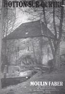 Hotton-sur-Ourthe. Moulin Faber. - Belgium