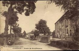 Claudon Vosges, Route De Monthureux - Altri Comuni
