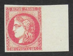 FRANCE 1871 YT 49f** - 80c/88c - COPIE/FAUX - 1871-1875 Ceres