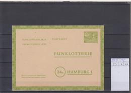 Berlin GA Michel Kat.Nr. Ungest FP 4 - Postcards - Mint
