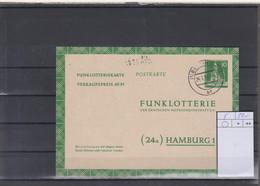 Berlin GA Michel Kat.Nr. Gest FP 5 - Postcards - Used