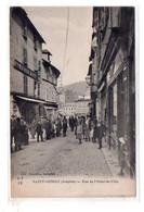 Saint Geniez Rue De L'hotel  De Ville - Andere Gemeenten
