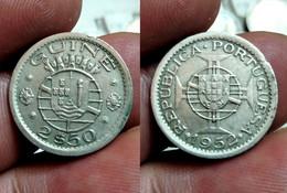PORTUGAL GUINEA-BISSAU 2$50 ESCUDOS 1952 Km# 9 (CX#01-246) - Guinea-Bissau