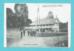 * Sint Truiden - Saint Trond (Limburg) * (GL - Edition L. Gabuy) Exposition De Saint Trond, Expo, Brasserie Flamande - Sint-Truiden