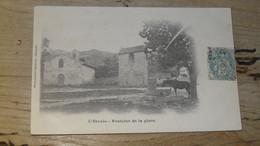 L'ESCALE : Fontaine De La Place ................ 4622 - Non Classés