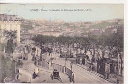 LYON Place Perrache Et Coteau De Sainte Foy - Sin Clasificación