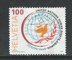Zwitserland 2006 Mi 1977 Prachtig Gestempeld - Gebruikt