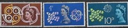 Grande Bretagne 1961 Neufs ** N° 362/364 Europa - 1961